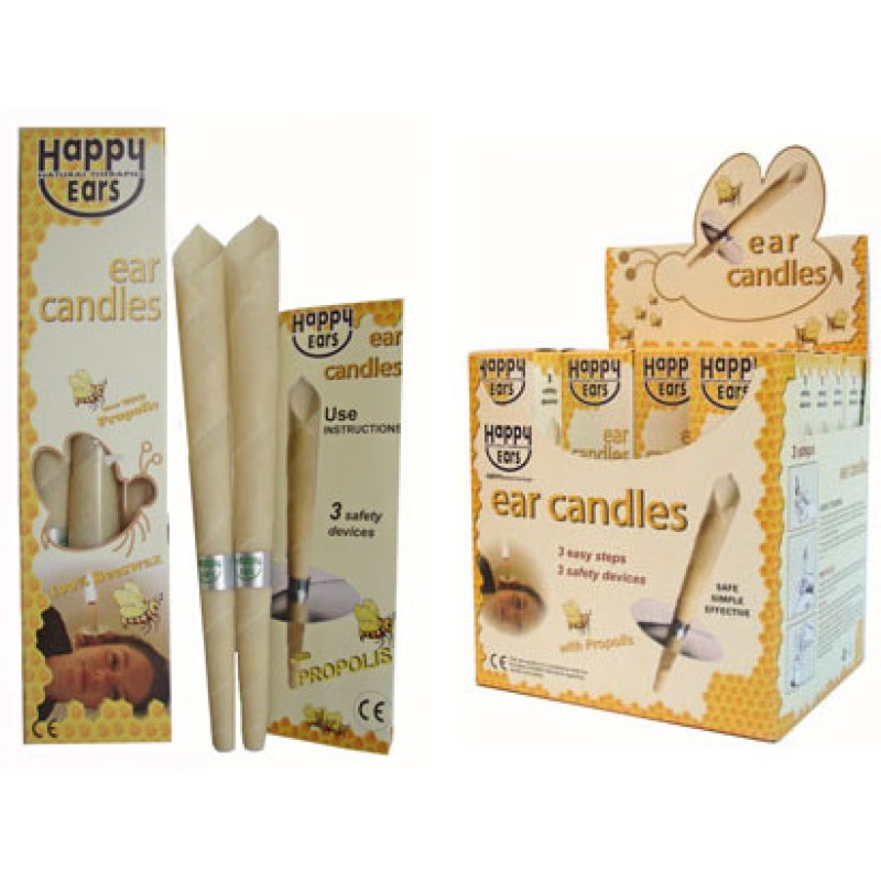 Ear candles 2 Pairs